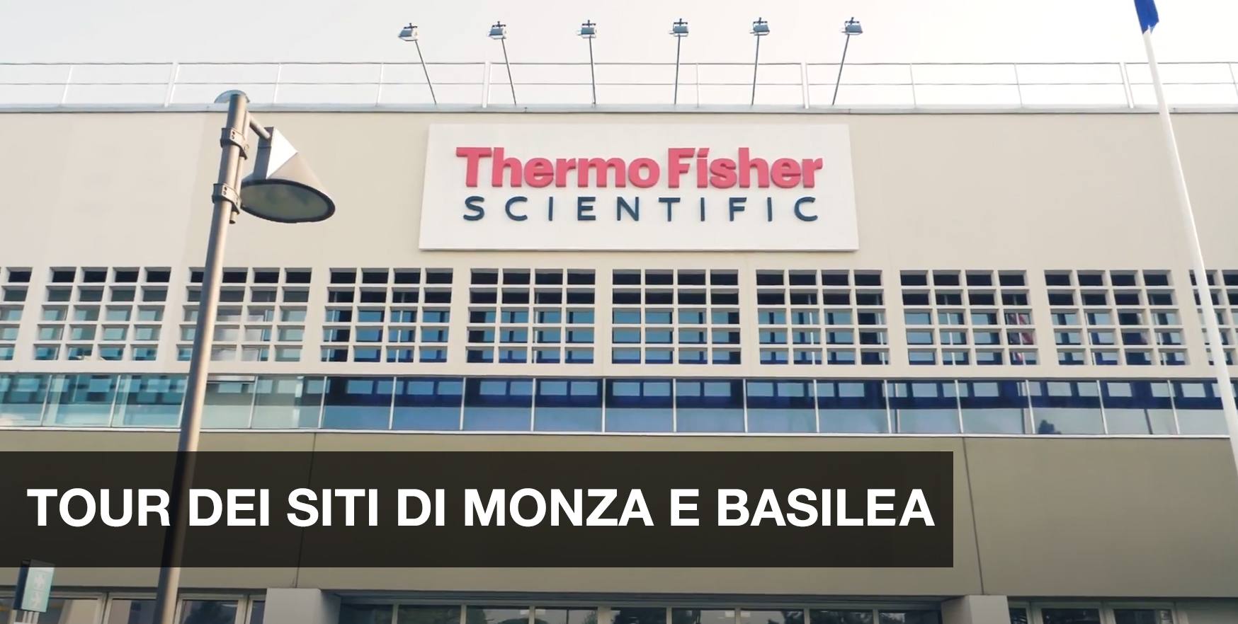 Tour Dei Siti Di Monza e Basilea Video